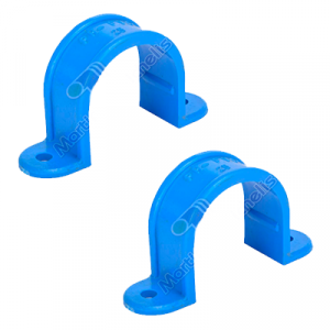 Abrazaderas PVC